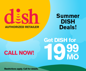 DISH Free HD For Life Animated